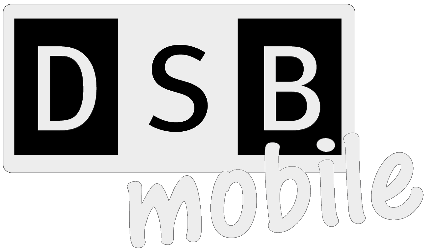 logo dsbmobile invers